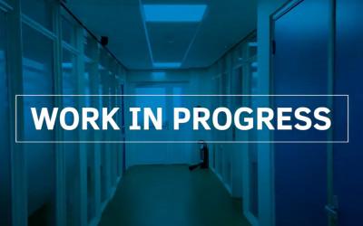 May 2020 - Work In Progress