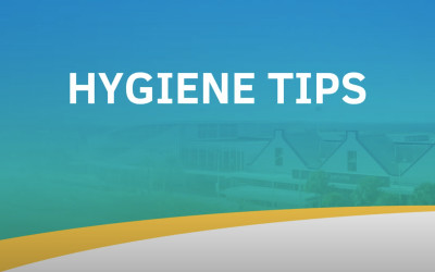 VIDEO: Curaçao Airport Partners - Hygienic Tips (New Normal)