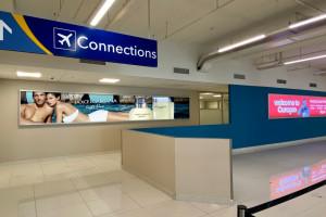 - New Indoor Airport Billboards